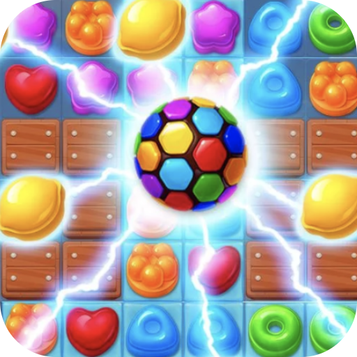 Candy Jewelry Puzzle 1.3
