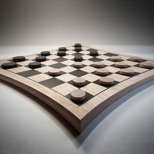 Checkers V+, online multiplayer checkers game 5.25.66