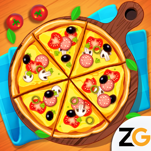 Cooking Family :Craze Madness Restaurant Food Game 2.7