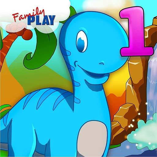 Dino 1st Grade Learning Games 3.18