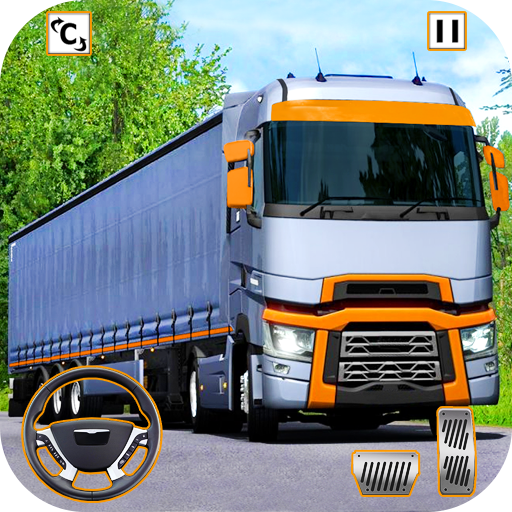 Euro Truck Driver 3D: Top Driving Game 2020 0.2