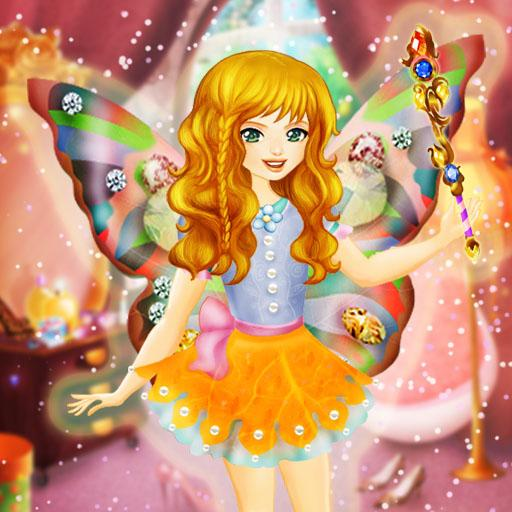 Fairy Dress Up for Girls Free 1.4.0