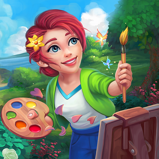 Gallery: Coloring Book by Number & Home Decor  0.229Game