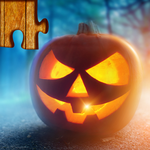 Halloween Jigsaw Puzzles Game – Kids & Adults 🎃 25.2