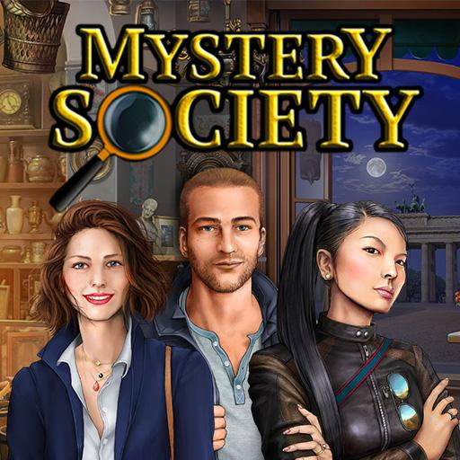 Hidden Objects: Mystery Society Crime Solving 5.31