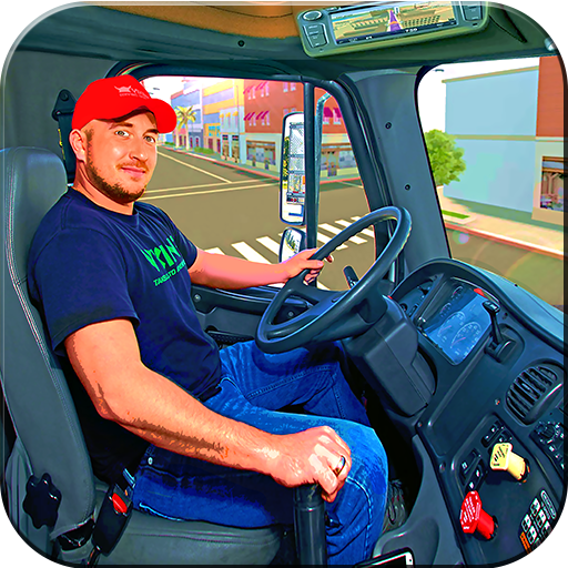 In Truck Driving: Euro new Truck 2020 1.2