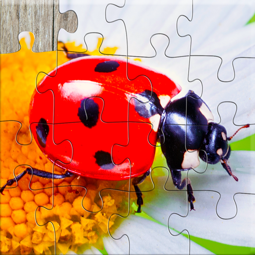 Insect Jigsaw Puzzles Game – For Kids & Adults 🐞  25.2
