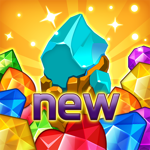 Jewels fantasy:  Easy and funny puzzle game 1.7.2