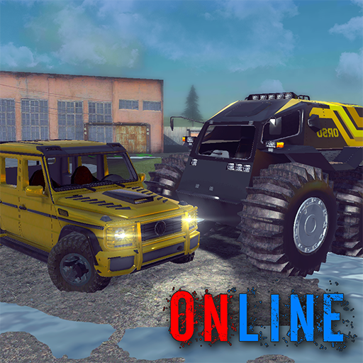 Offroad Simulator Online: 8×8 & 4×4 off road rally 2.5