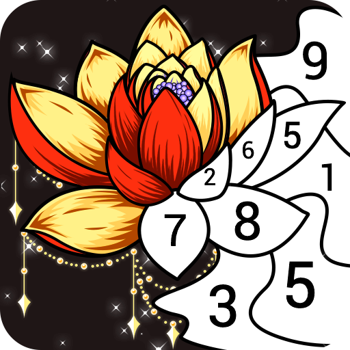 Paintist 2020 – Coloring Book & Color by Number 2.8.501