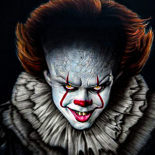 Pennywise killer clown Horror games 2020 1.6