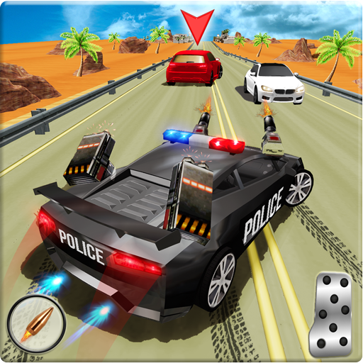 Police Highway Chase in City – Crime Racing Games 1.3.1
