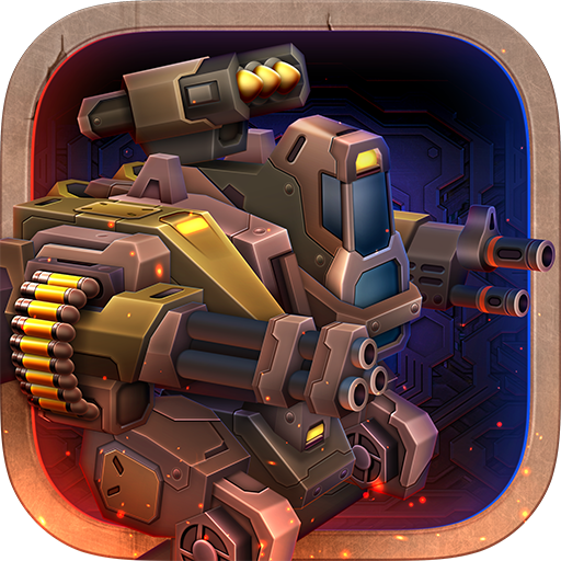 Steel Wars Royale – Multiplayer Strategy Game 1.03.03