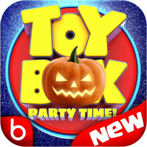 Toy Box Story Party Time – Free Puzzle Drop Game! 486