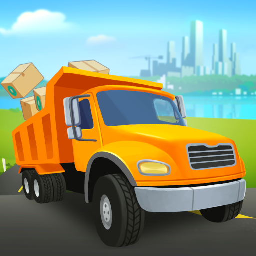 Transit King Tycoon – Seaport and Trucks 3.26