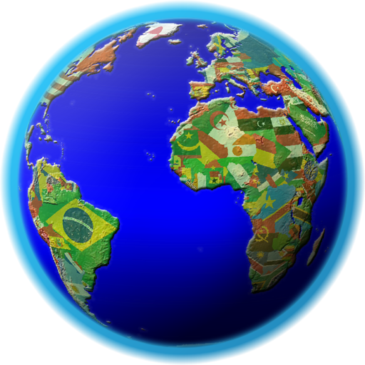 World Map Quiz: Coutries, Capitals, Flags 1.4.1