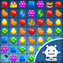 Candy Sweet Story: Candy Match 3 Puzzle 75