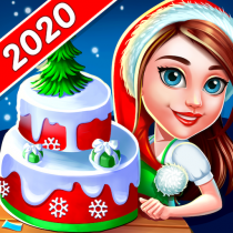 Christmas Cooking : Crazy Restaurant Cooking Games 1.4.43