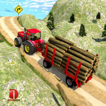 Drive Tractor trolley Offroad Cargo- Free 3D Games 2.0.25