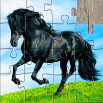 Horse Jigsaw Puzzles Game – For Kids & Adults 🐴 25.2