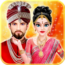 Indian Love Marriage Wedding with Indian Culture 1.29