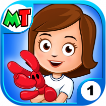 My Town: Home Dollhouse: Kids Play Life house game 5.95