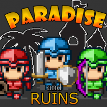 Paradise and Ruins 2D MMORPG MMO RPG Online 1.58716