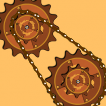 Steampunk Idle Spinner: Coin Factory Machines 1.9.3.2