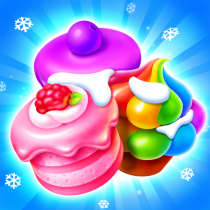 Cake Smash Mania – Swap and Match 3 Puzzle Game 2.6.5032