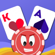 Chips of Fury: Online Poker with Friends 4.1.0