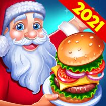 Christmas Fever : Cooking Games Madness 1.0.8
