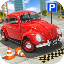 Classic Car Parking Real Driving Test 1.7.8