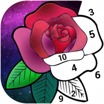 Color by number – color by number for adults 1.29