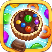 Cookie Mania – Match-3 Sweet Game 2.6.4