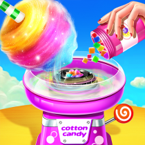 💜Cotton Candy Shop – Cooking Game🍬 6.1.5026