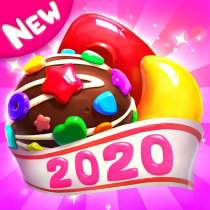 Crazy Candy Bomb – Sweet match 3 game 4.6.0