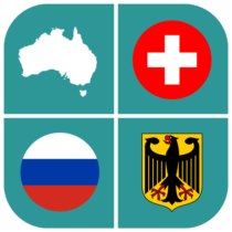 Geography Quiz – flags, maps & coats of arms 1.5.14