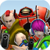 Ghost Squad: Warbots Battle 1.5.6