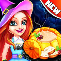Halloween Cooking: Chef Madness Fever Games Craze 1.4.27