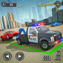 Police Tow Truck Driving Simulator 1.2