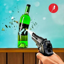 Real Bottle Shooting Free Games: 3D Shooting Games 20.5.1.12