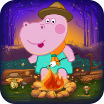 Scout adventures. Camping for kids 1.0.9