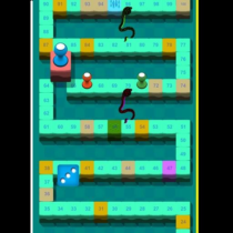 ⚕Snakes and Ladders 🐍Snakes and Ladders🐍🎲🎲 1.3 🎲👍