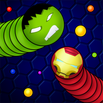 Snaky .io – Fun Multiplayer Slither Battle 5.4