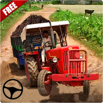 Tractor Trolley: Offroad Driving Tractor Trolley 1.6