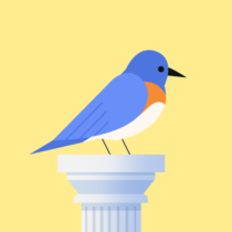 Bouncy Bird: Casual & Relaxing Flappy Style Game 1.0.7