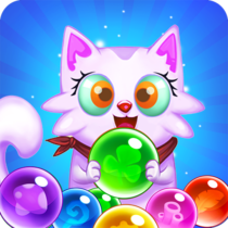 Bubble Shooter: Free Cat Pop Game 2019  1.25