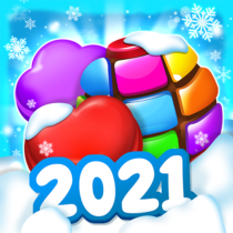 Candy House Fever – 2020 free match game