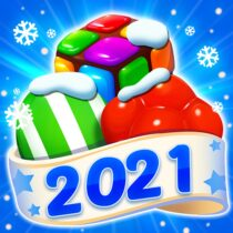 Candy Witch – Match 3 Puzzle Free Games 16.1.5038