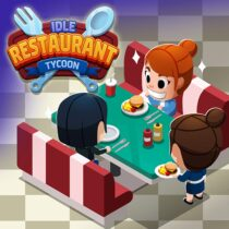 Idle Restaurant Tycoon – Build a cooking empire 1.2.0